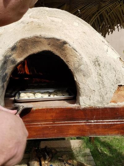 Panama.Chitre.Cubita.bread oven