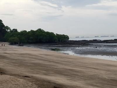 Panama.Playa Bonita.10