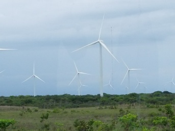 Panama.Wind Farm